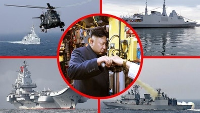 World's Top, Biggest, And Most Powerful Naval Forces, Which Country Are You In?