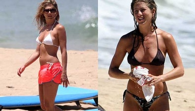 30 Aging Celebrities Whose Beach Bodies Defy Time