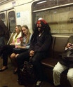 These Commuters Make Public Transportation Entertaining